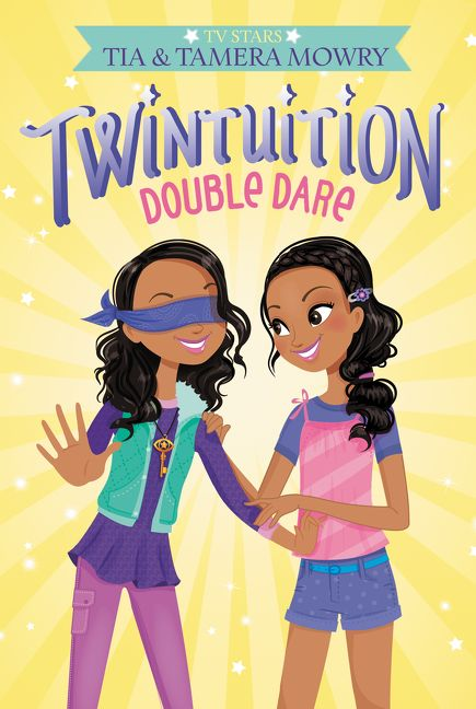 Twintuition: Double Dare - Hardcover
