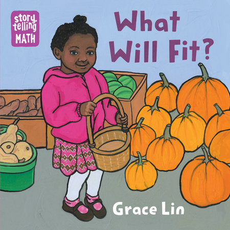 What Will Fit? - Boardbook
