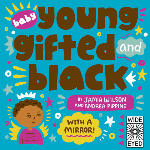Baby Young, Gifted, and Black - Boardbook