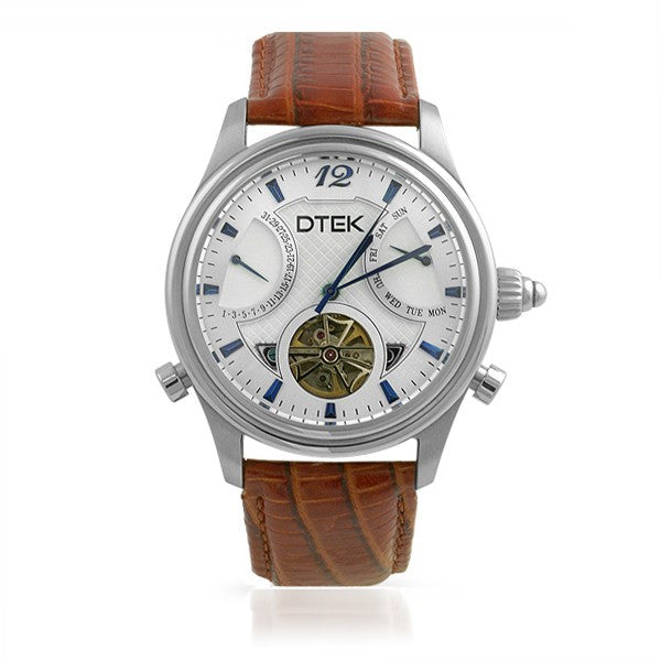 DTEK 003 Complication Automatic Watch Havana