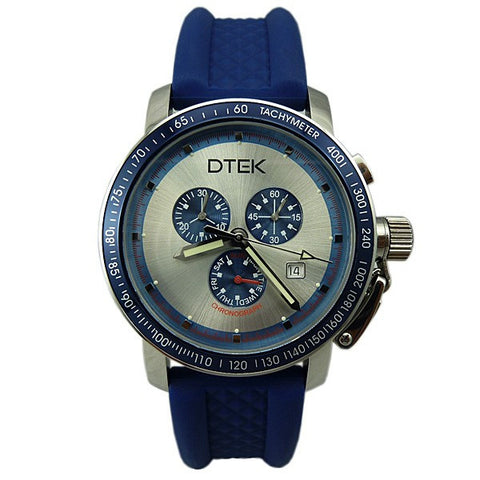 DTEK 006 Military Style Chronograph Americana Edition