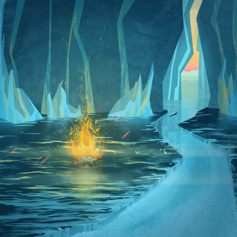 8 - Fire and Ice