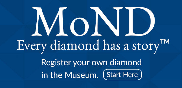 Register your diamond in the museum.
