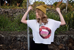 """Loud Mouth"" Women's Shirt"