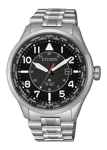 CITIZEN GENTS ECO DRIVE PROMASTER SKY BX1010-53E