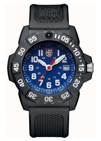 LUMINOX NAVY SEAL 3500 SERIES BLUE DIAL XS3503