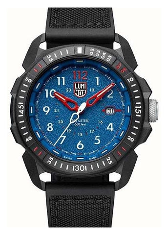 LUMINOX  ICE SAR ARTIC 1000 SERIES BLUE DIAL XL.1003