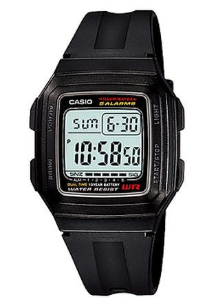 F201WA-1A Casio Watches New Zealand Goldsack & Co