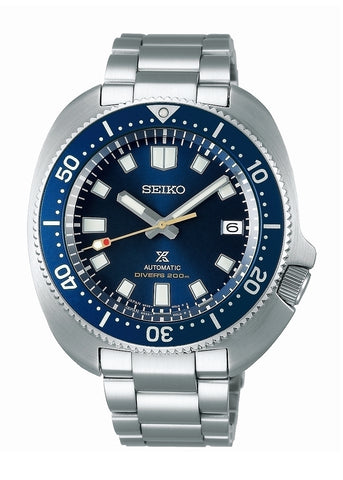 SEIKO PROSPEX SEA AUTOMATIC DIVERS ( CAPTAIN WILLARD ) SPB183J