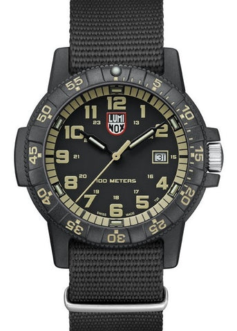 LUMINOX SEA TURTLE GIANT 0320 SERIES BEIGE MARKING DIAL XS.0333