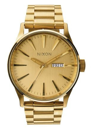 NIXON SENTRY SS ALL GOLD A356-502