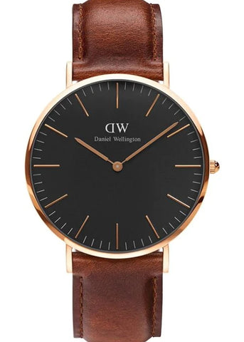 DANIEL WELLINGTON ST. MAWES ROSE GOLD 40MM DW00100124 DW00100124