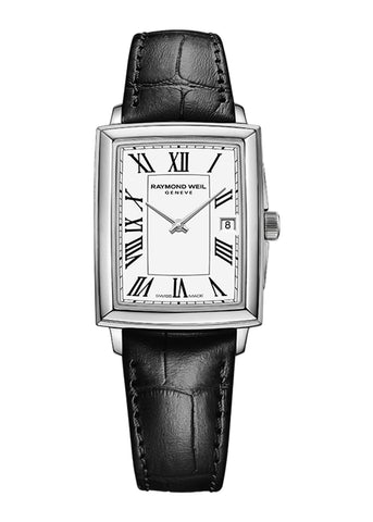 RAYMOND WEIL TOCCATA LADIES OBLONG STAINLESS STEEL 5925-STC-00300
