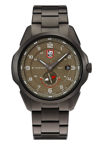 LUMINOX ATACAMA ADVENTURER IP GUN BRACELET XL.1768