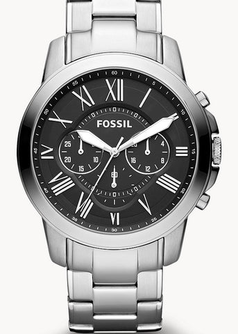 FOSSIL GENTS GRANT CHRONOGRAPH FS4736IE