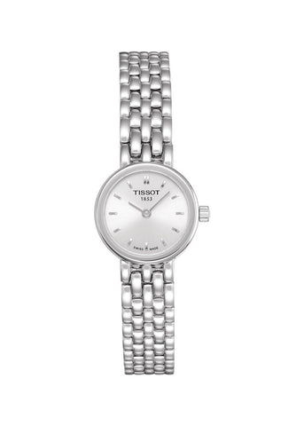 TISSOT SWISS LOVELY LADIES STAINLESS STEEL T058-009-11-031-00