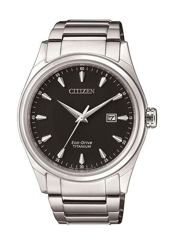 CITIZEN GENTS ECO-DRIVE TITANIUM BM7360-82E