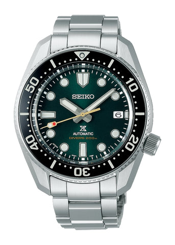 SEIKO PROSPEX ISLAND GREEN 140TH ANNIVERSARY LIMITED EDITION SPB207J
