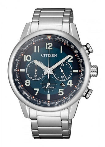 CITIZEN GENTS ECO-DRIVE CHRONOGRAPH CA4420-81L