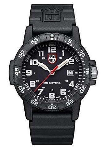 LUMINOX SEA TURTLE GIANT 0320 SERIES BLACK DIAL XS.0321.L