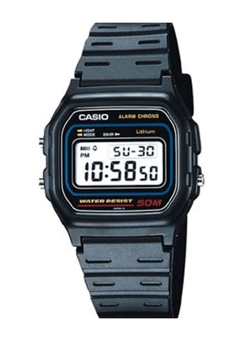 CASIO GENTS DIGITAL WATCH W59-1V