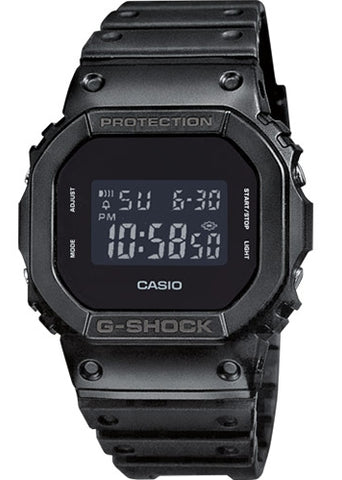 CASIO G SHOCK SQUARE DW5600BB-1D