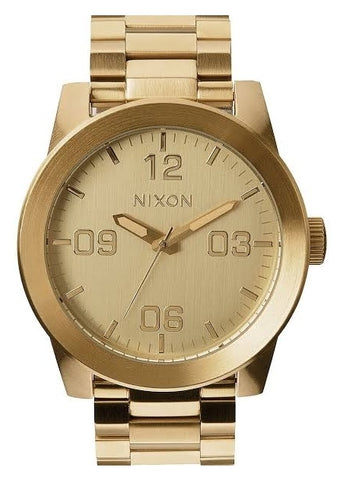 NIXON CORPORAL SS ALL GOLD A346 502-00