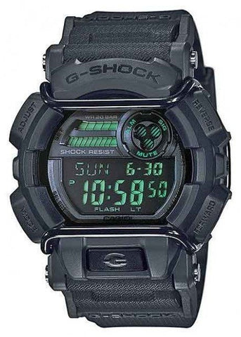 CASIO G SHOCK STREET STEALTH DIGITAL WAT GD400MB-1D