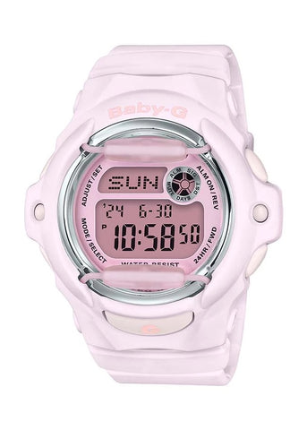 CASIO BABY G DIGITAL PINK/PURPLE BG169M-4D