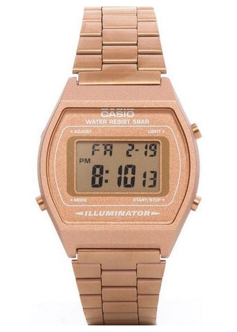 CASIO GENTS CLASSIC DIGITAL WATCH B640WC-5A