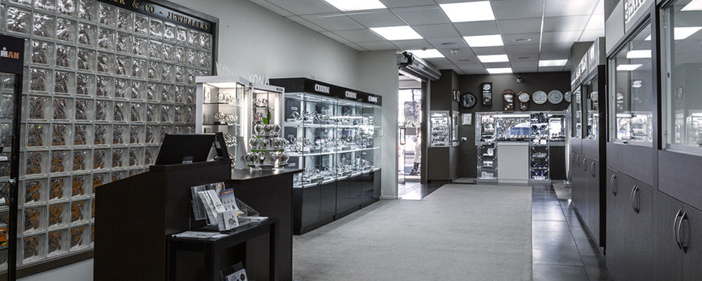 Goldsack & Co is the best place to buy genuine and authentic watches in New Zealand.