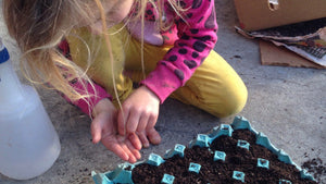 Gardening with Little Hands
