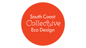 We're open for business with the South Coast Eco Design Collective!