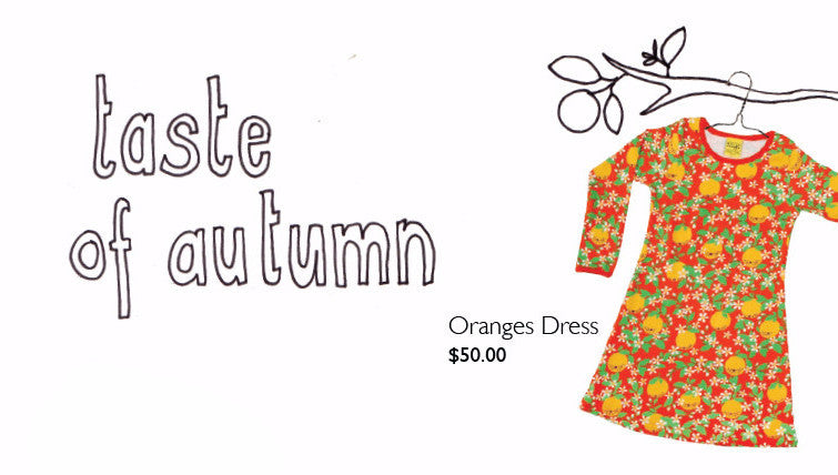 Taste of Autumn - New Seasons Duns Prints Have Landed