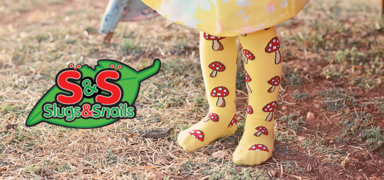 Get snug for winter with the Slugs & Snails range