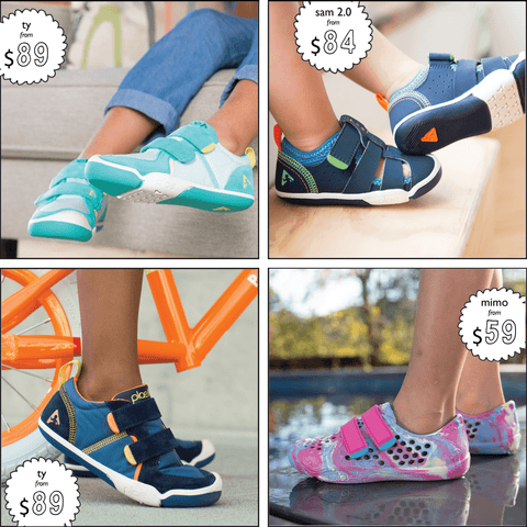 Plae Shoes at Hoopla Kids