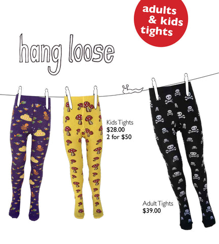 slugs & snails tights deal
