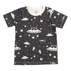 Outer Space short sleeved tee WWF