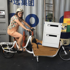Hoopla Cargo Bike