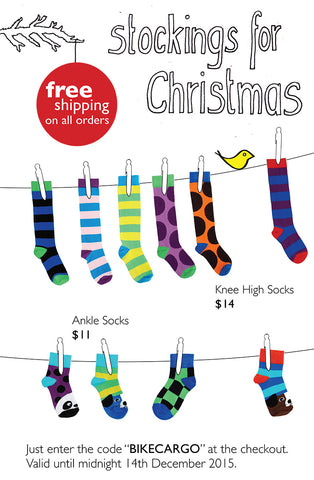 Socks and Free Shipping