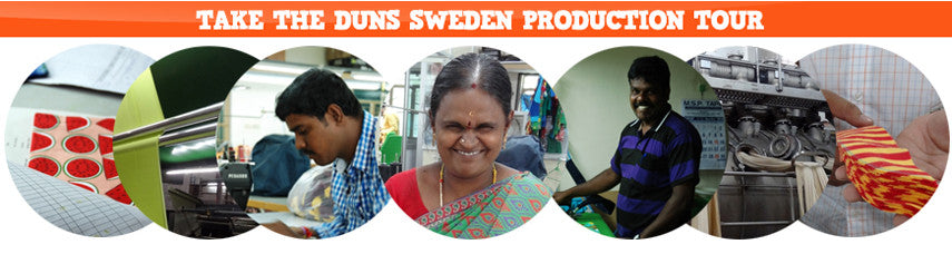 Duns Sweden Production Tour