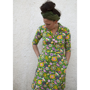 Moromini - Flower Garden Womens Dress