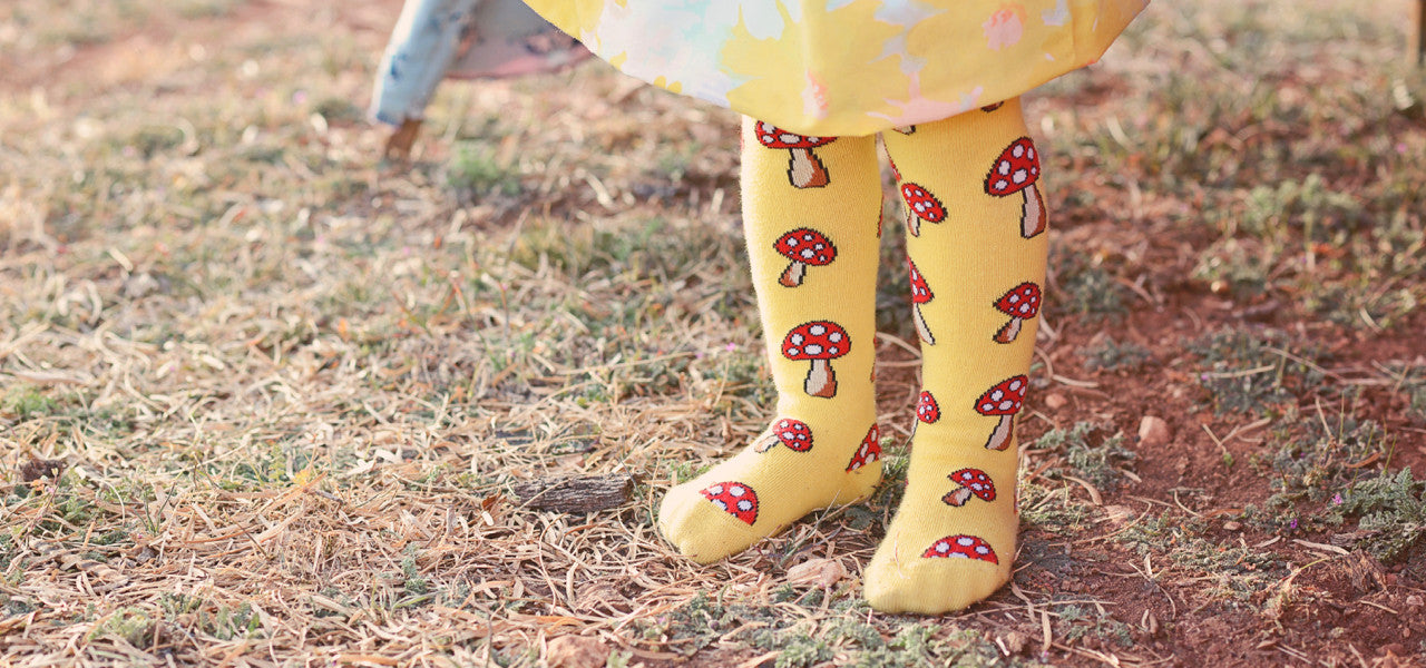 Slugs and Snails Tights