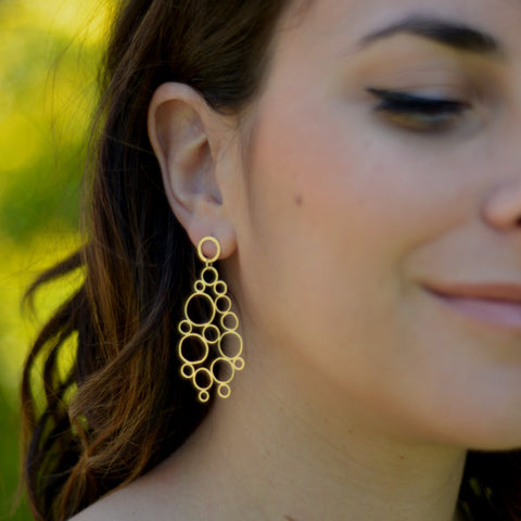 Small classico earrings