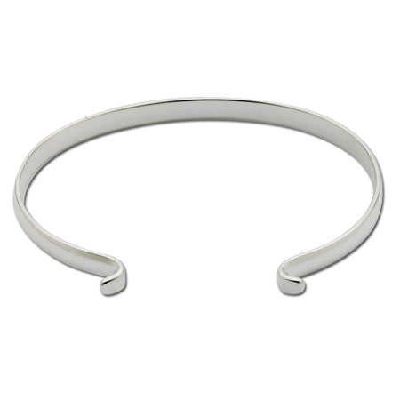 Narrow Cape Cod Convertible Sterling Silver Bracelet