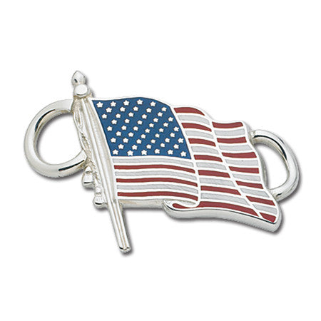 Cape Cod Convertible Charm - U.S. Flag