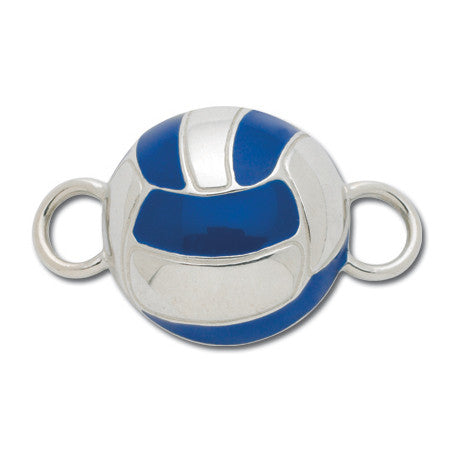 Cape Cod Convertible Charm - Blue Volleyball