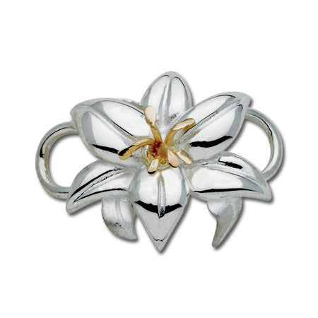 Cape Cod Convertible Charm - Lily with 14ky Accent