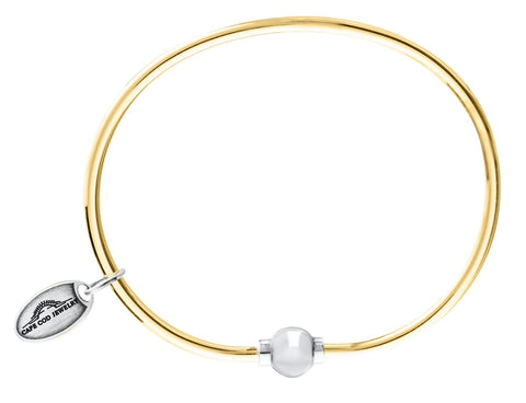 LeStage Cape Cod 14k Gold Fill Bracelet [Single Ball]