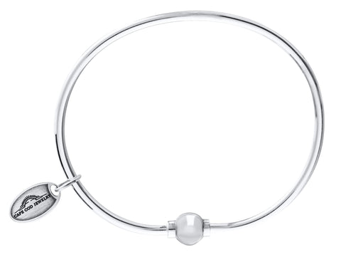 LeStage Cape Cod Sterling Silver Bracelet [Single Ball]
